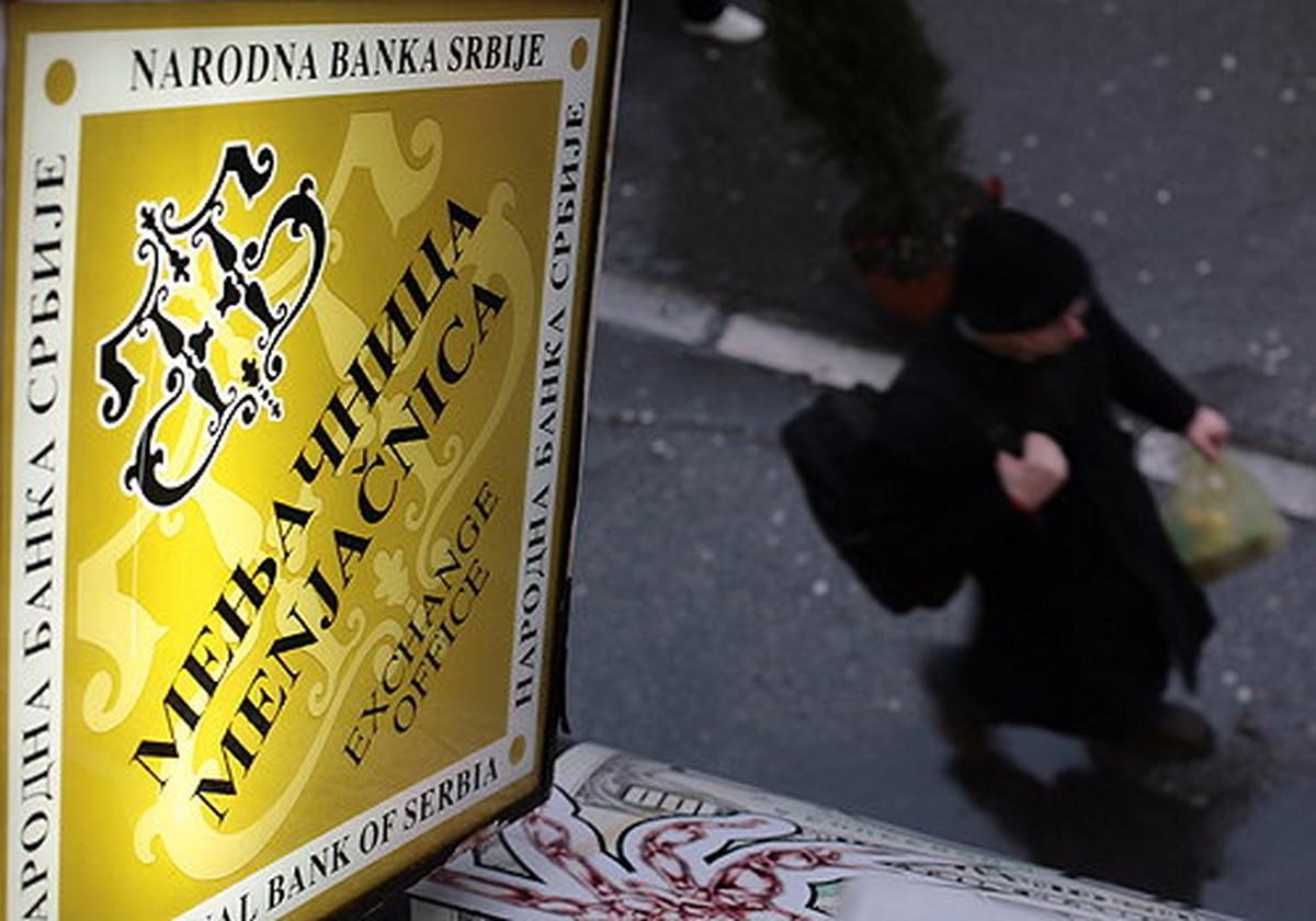 NBS kupila 15 miliona evra, kurs dinara sutra miruje na 118,16