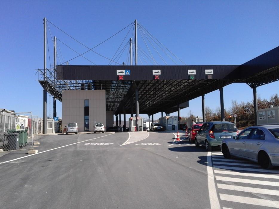 Carina Srbije za RSE: Nije bilo vraćanja kamiona sa KiM