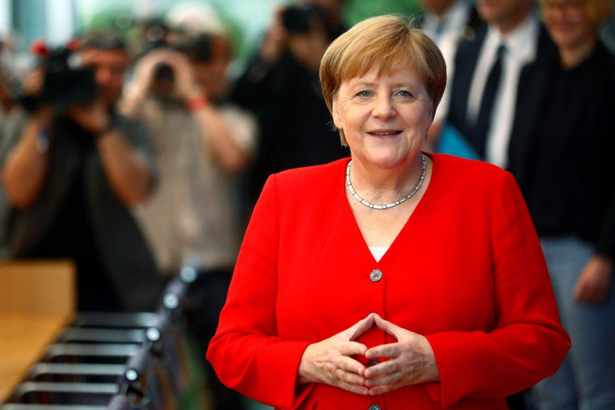 Merkel:VB i EU što pre da sklope sporazum o slobodnoj trgovini