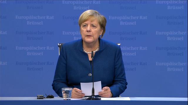 Merkel: Državna pomoć firmama ne može u nedogled