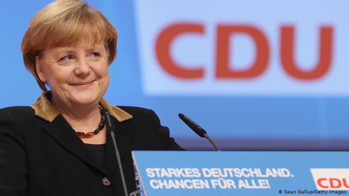 CDU cenzuriše stanje Merkelove