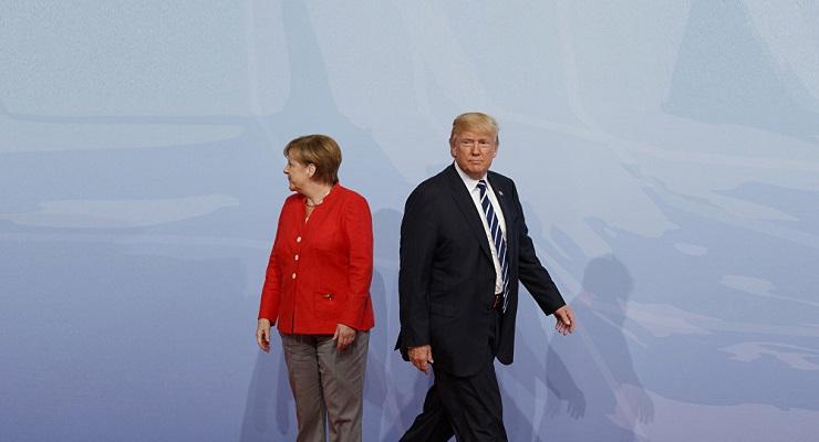 Merkel odbila Trampov poziv da uživo prisustvuje samitu G7