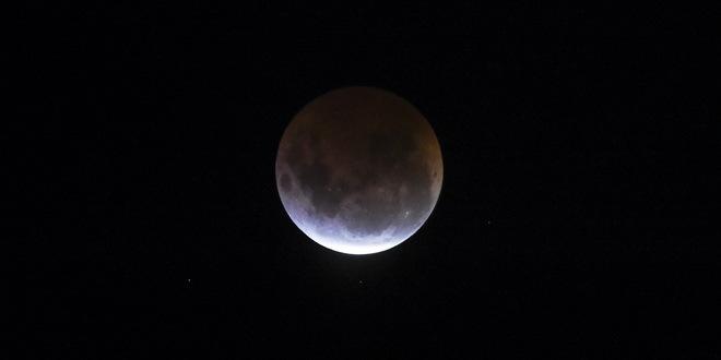 Večeras delimično pomračenje Meseca