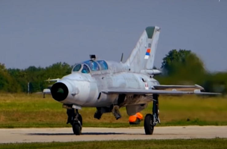 Vulin: Pronađen snimač parametara leta palog MIG-21