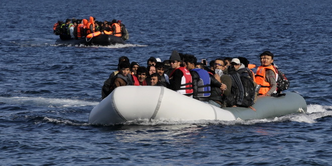 Grčka obalska straža spasila 83 migranata