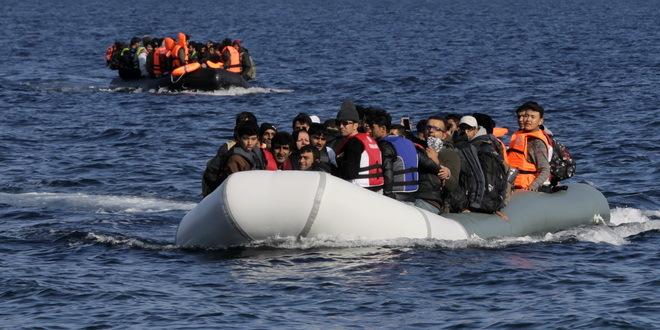 Potonuo čamac s migrantima u Egejskom moru, sedam mrtvih