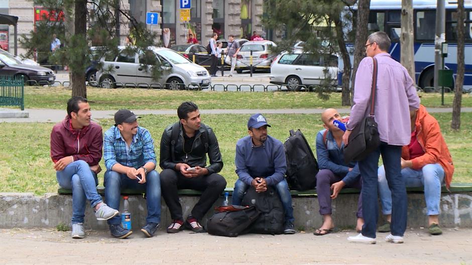 U Srbiji trenutno u centrima smešteno 2.412 migranta