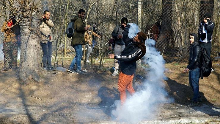 Novi sukobi grčke policije i migranata na granici sa Turskom