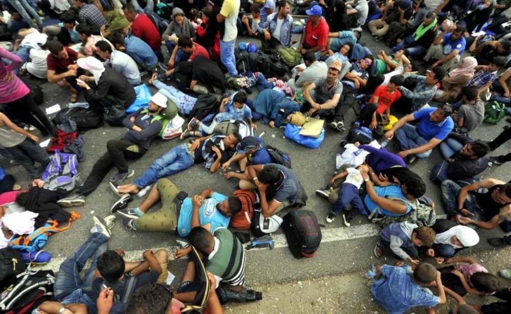 U Srbiji oko 3.500 migranata