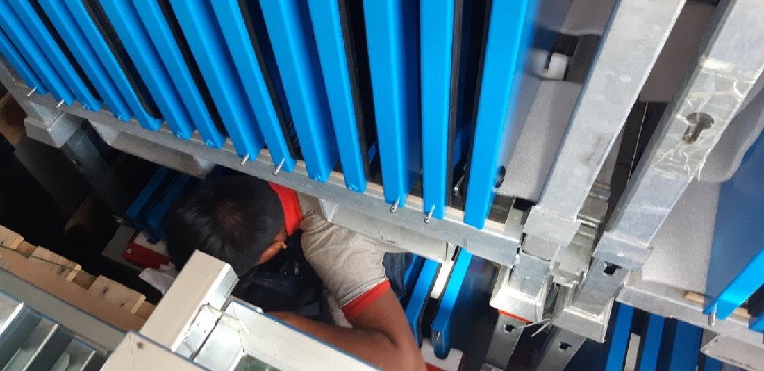 Na Kelebiji otkriveno 38 migranata u kontejneru za robu