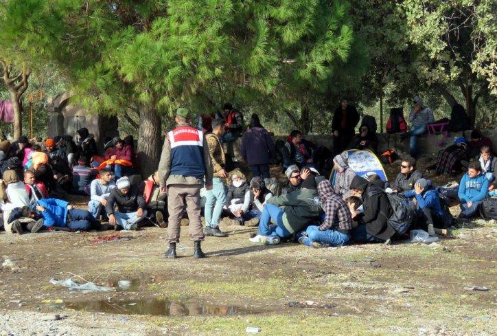 Raste broj migranata: Turska policija sprečila ulazak u Grčku
