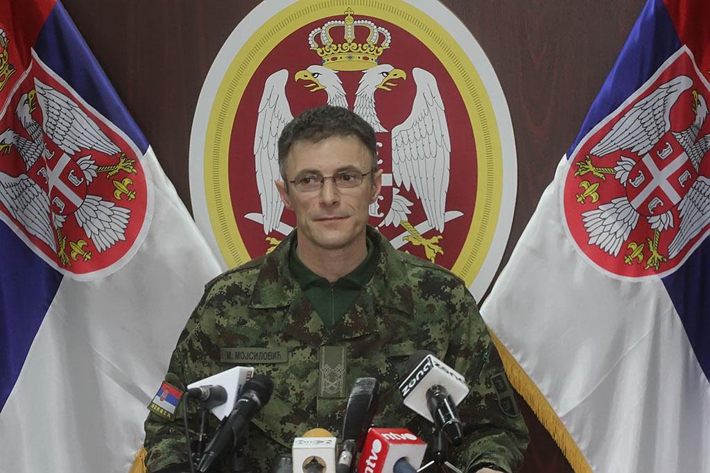 Mojsilović: Srbija vojno neutralna, saradnja s NATO u okvirima Partnerstva za mir