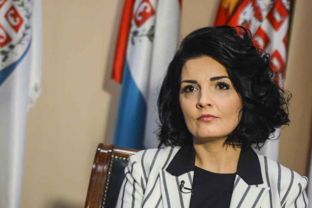 Milena Ivanović za