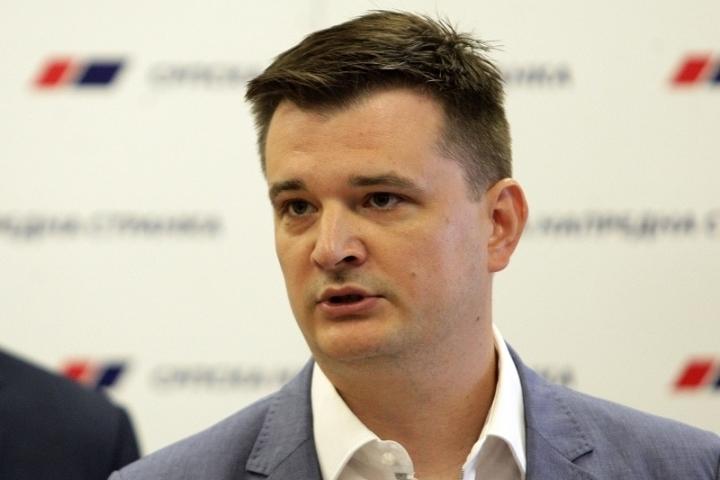 Jovanov: SZS-u jedino preostalo da traži podršku Tačija