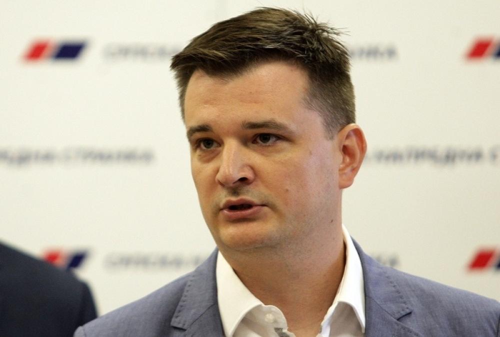 Jovanov: U predstojeće izbore ulazimo sa mladim snagama
