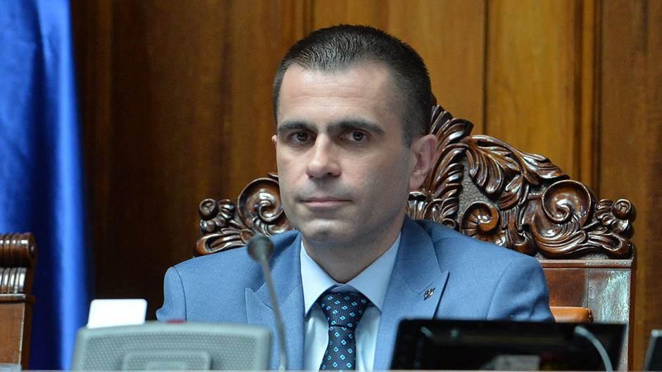 Milićević: Neosnovane izjave Obradovića o formiranju vlade