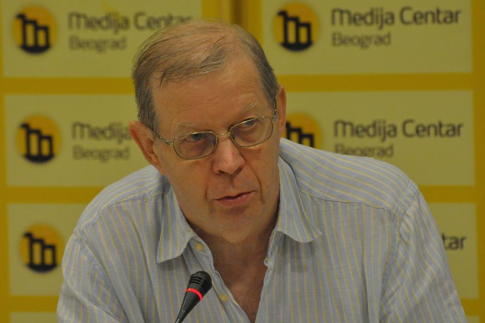Milivojević: Kroz ekonomske mehanizme Albanija i Kosovo*
