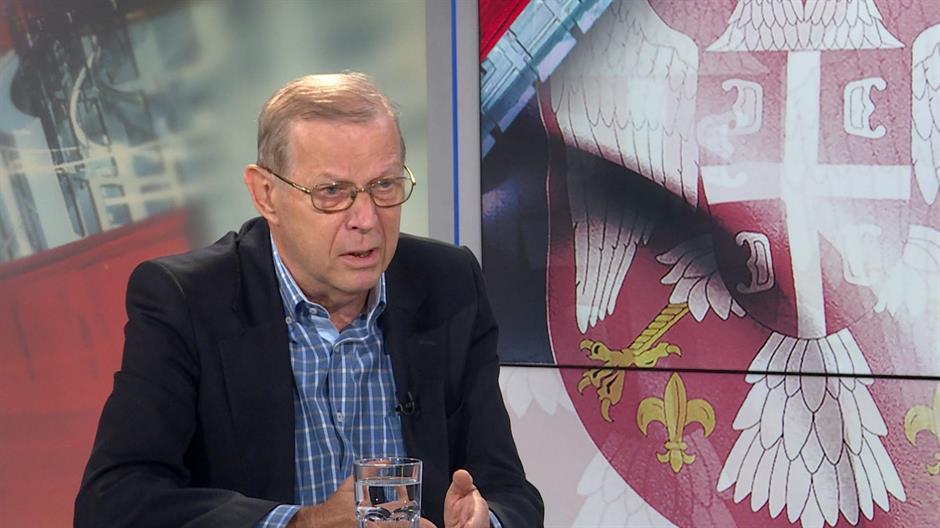 """Milivojević: Odluka Sobranja potvrda teze o """"velikoj Albaniji"""