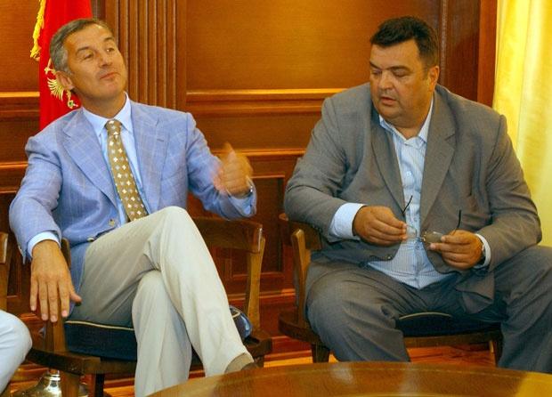 Knežević podneo krivičnu prijavu protiv Đukanovića