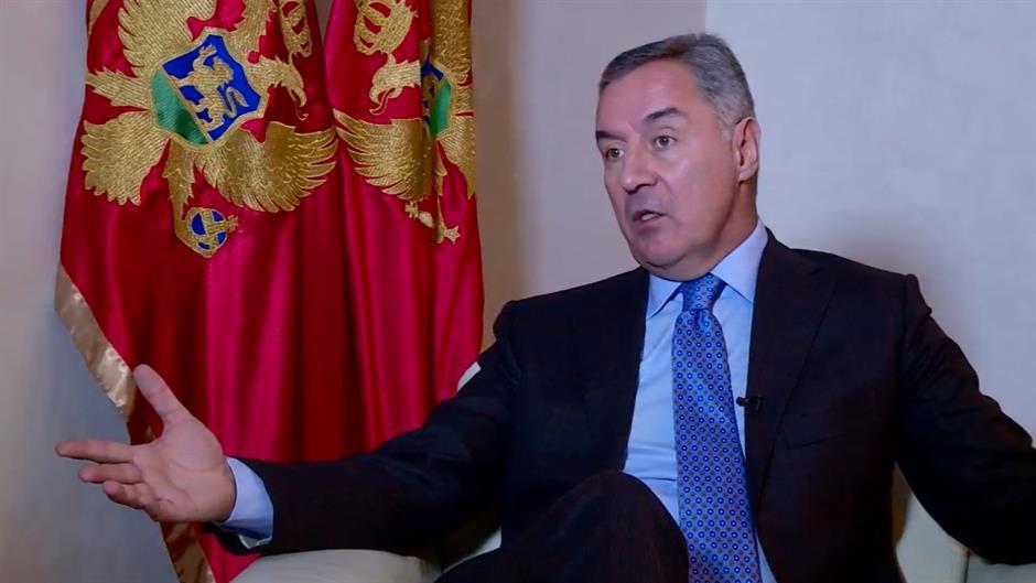 Đukanović: Otvoren poziv za posete na najvišem nivou