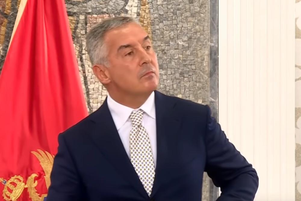 Đukanović: Dogodilo se nešto uobičajeno, ostajem predsednik