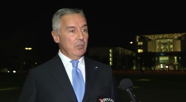 Đukanović: Ništa neočekivano u izveštaju Evropske komisije