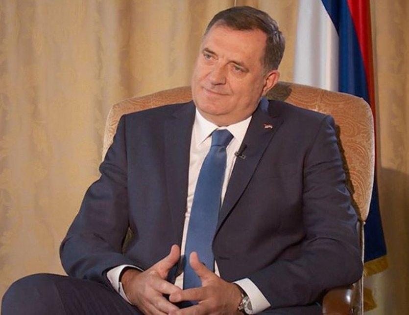 ATV: MUP RS istražuje pretnje smrću Dodiku