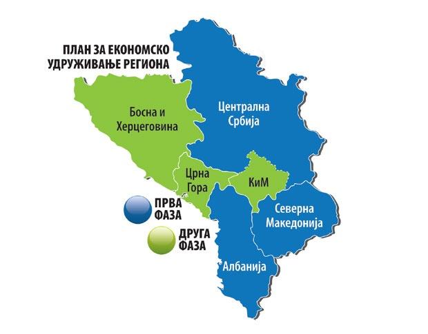 Mali Šengen najbolja inicijativa u regionu za 30 godina unaz