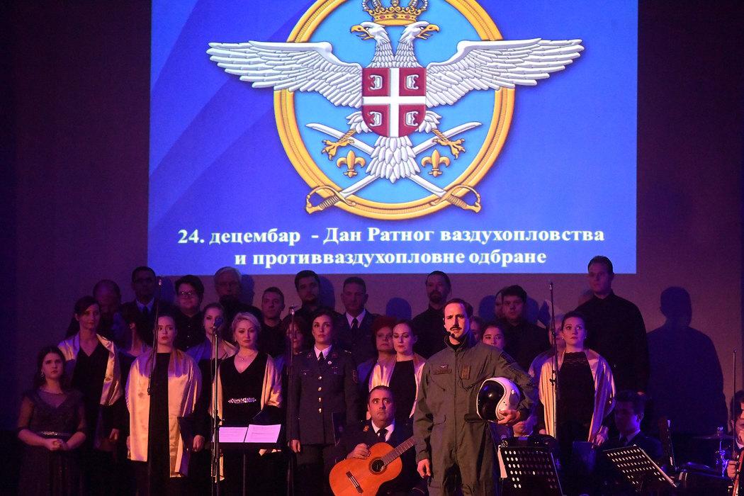 Svečana akademija povodom Dana RV i PVO