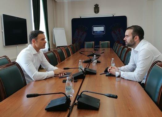 Ministri finansija Srbije i Crne Gore razgovarali o saradnji