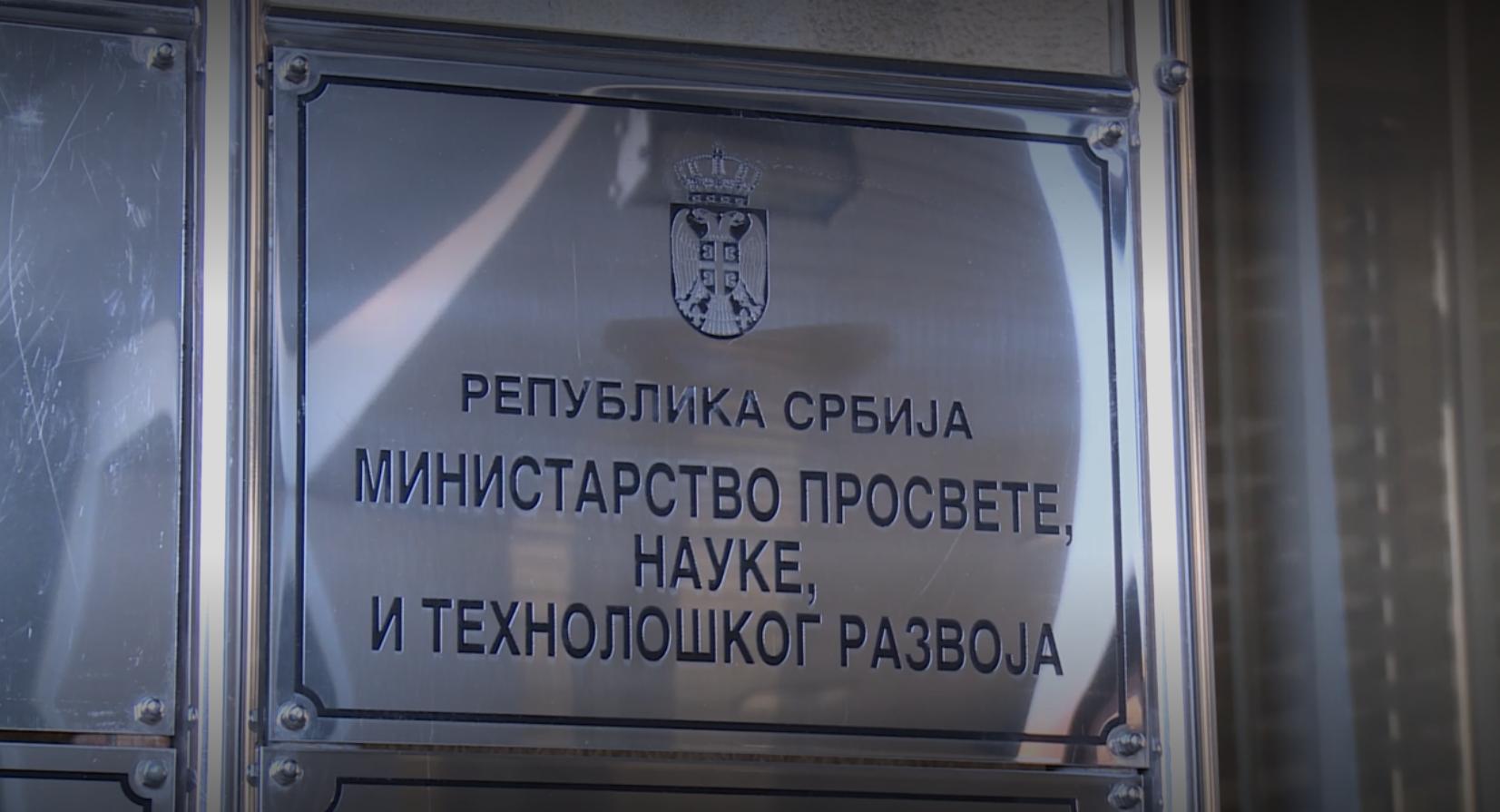 Ministarstvo: Za sada nema potrebe za obustavom rada vrtića i škola