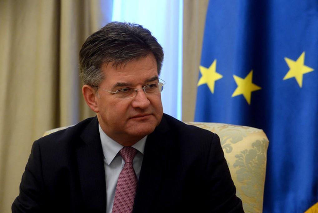 Lajčak: Radujem se saradnji sa predstavnicima Kosova i Srbije