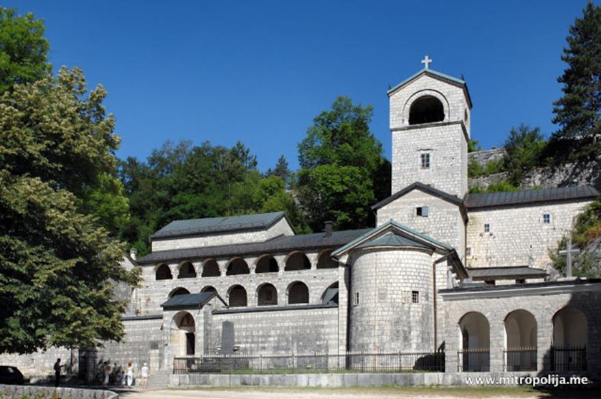 Odbijen zahtev da se Cetinjski manastir upiše na MCP