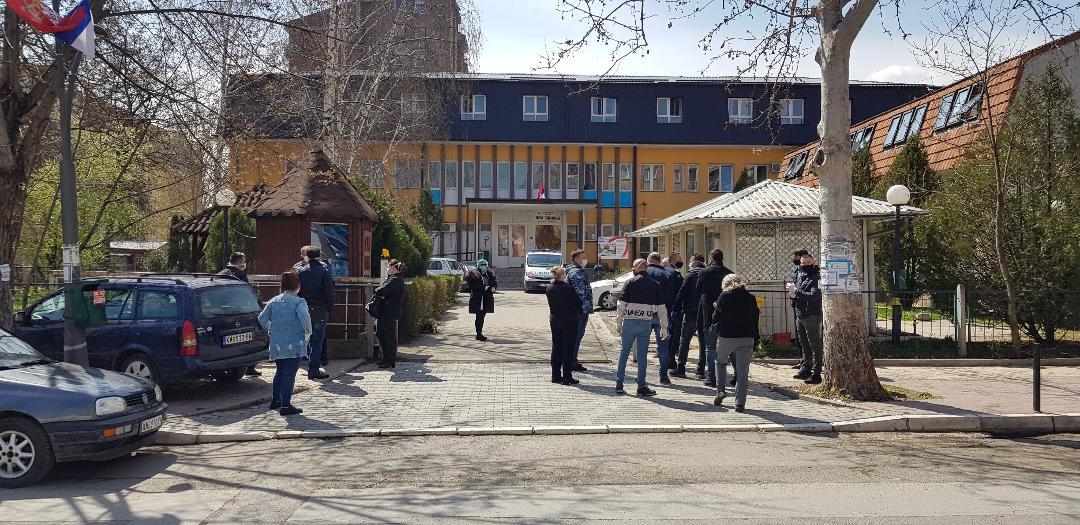 Krizni štab: U Kosovskoj Mitrovici 11 slučajeva zaraženih koronavirusom
