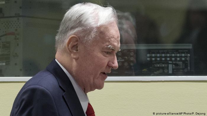 Izlaganje žalbi na doživotni zatvor Ratku Mladiću 16. i 17. juna