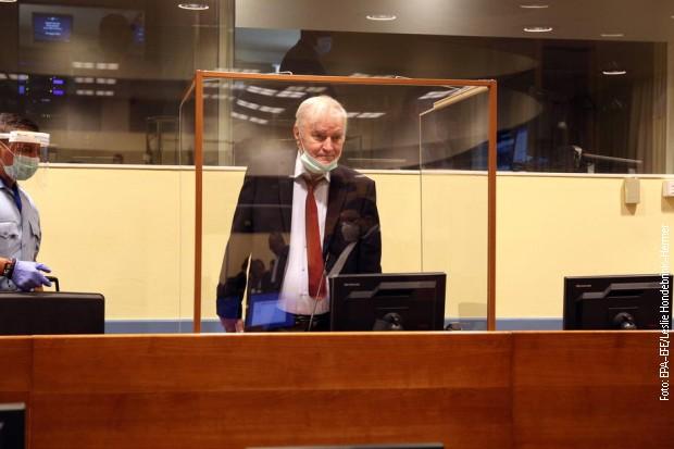 Konačna presuda Ratku Mladiću 8. juna