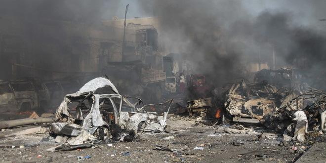 Najmanje 23 vojnika ubijena u napadu na bazu u Mogadišu