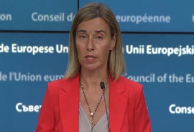 RSE: Mogerinijeva nije dobila ličnu pozivnicu za Berlin