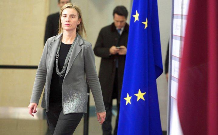 Mogerini: Nema uslova za dijalog dok su na snazi takse Priština