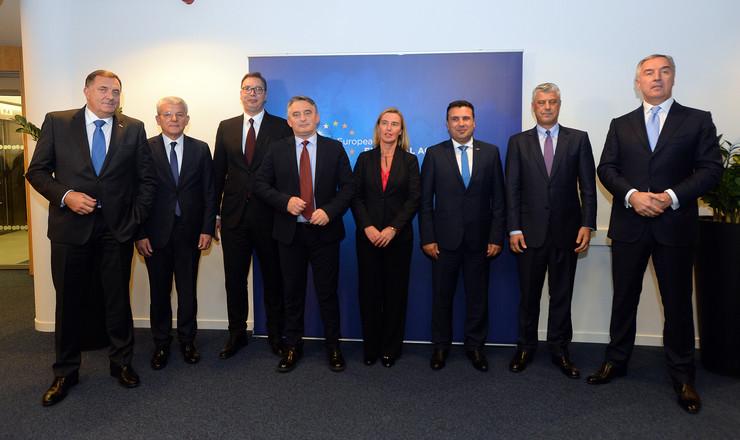 Žaljenje zbog odluke Saveta, region ostaje na putu EU