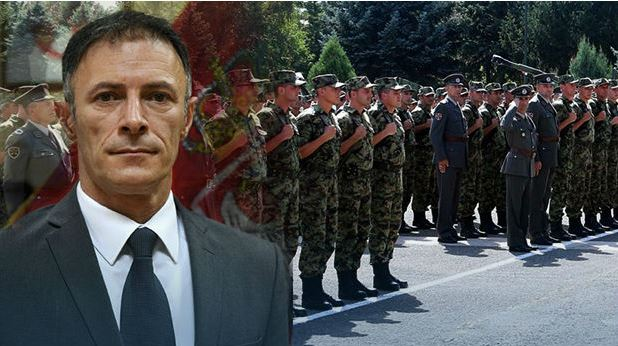 Mojsilović: Vojska Srbije spremna da odgovori svim izazovima i rizicima