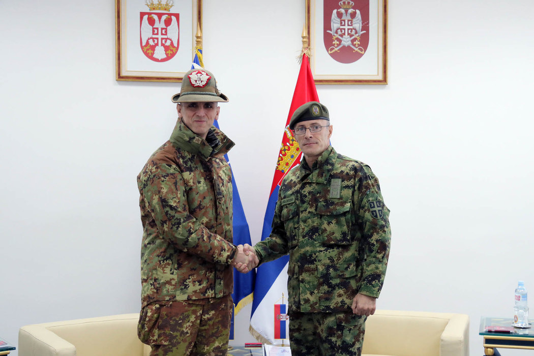 Hrabri, disciplinovani i požrtvovani možemo sačuvati Srbiju