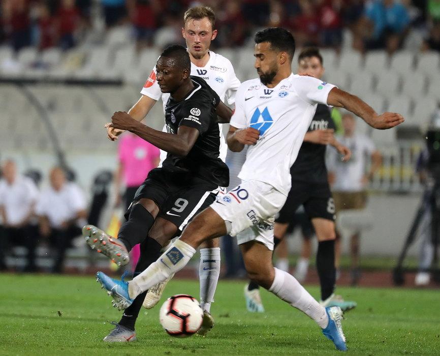 Partizan nakon preokreta pobedio Molde