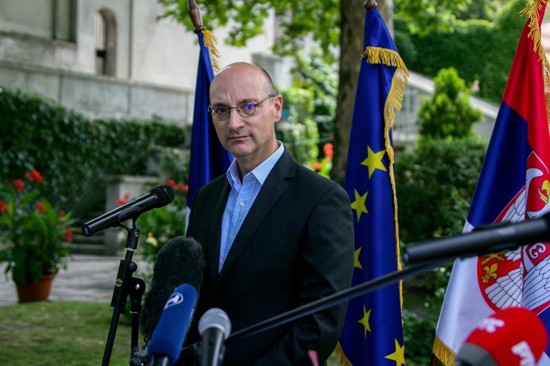 Mondoloni: Istorijska poseta Makrona, Srbija naš glavni partner u regionu