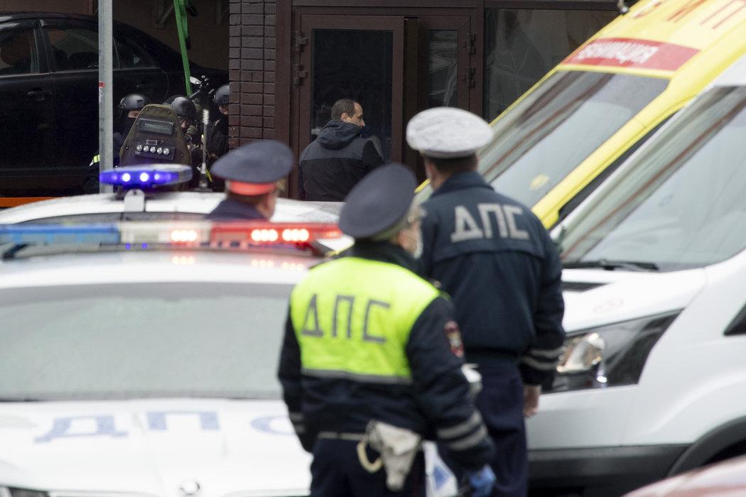 Okončana talačka kriza Moskvi: Otmičar uhapšen