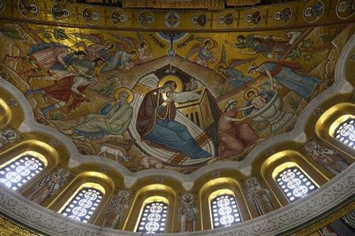 Završen mozaik u Hramu Svetog Save - jedinstven u svetu
