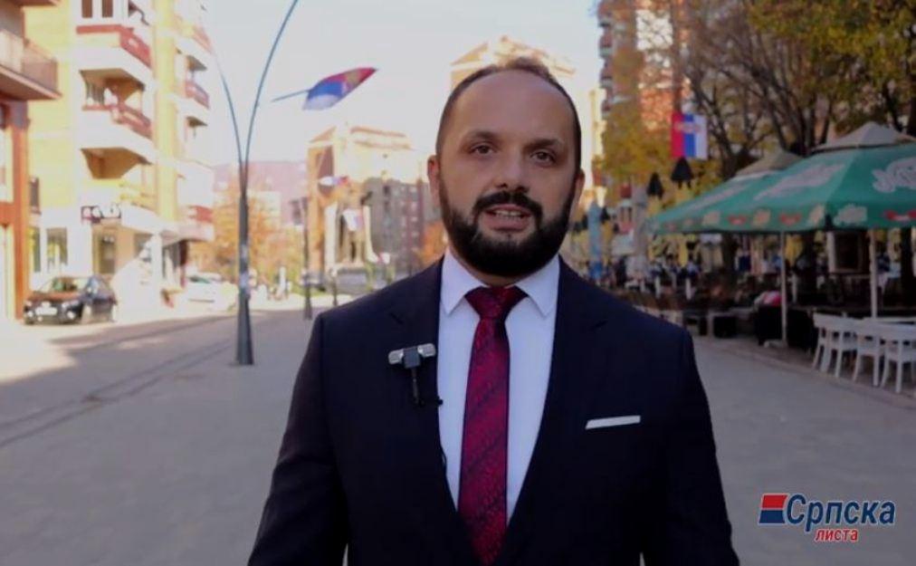 Srpska lista: Milan Radojević je novi gradonačelnik Severne Mitrovice