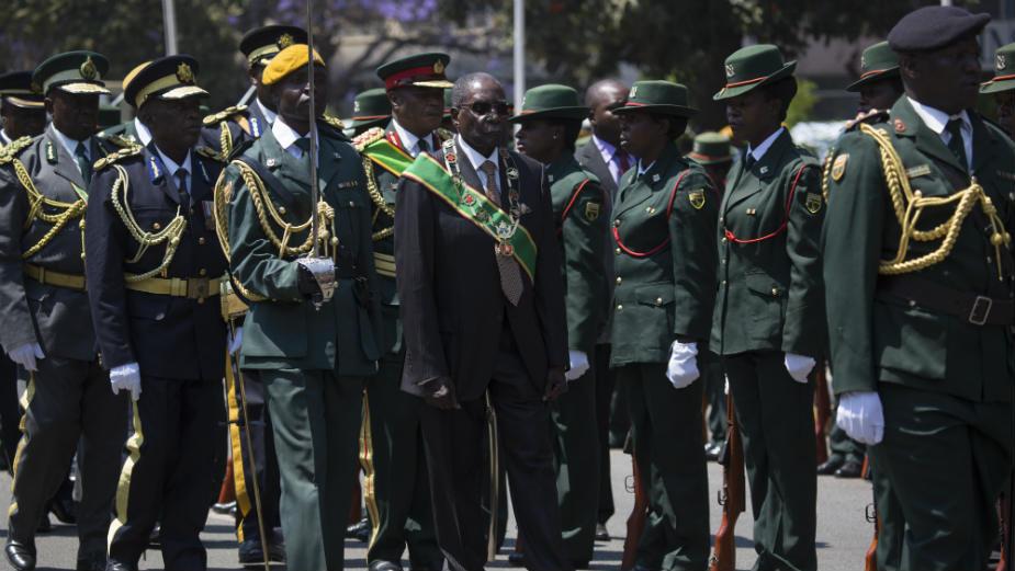 Robert Mugabe proglašen nacionalnim herojem