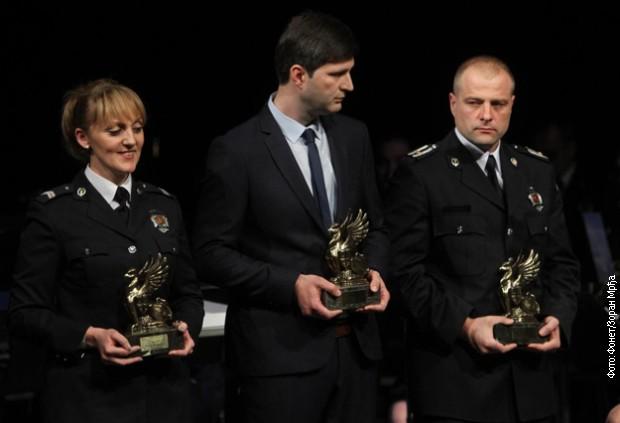 Stefanović uručio nagrade i priznanja pripadnicima MUP-a