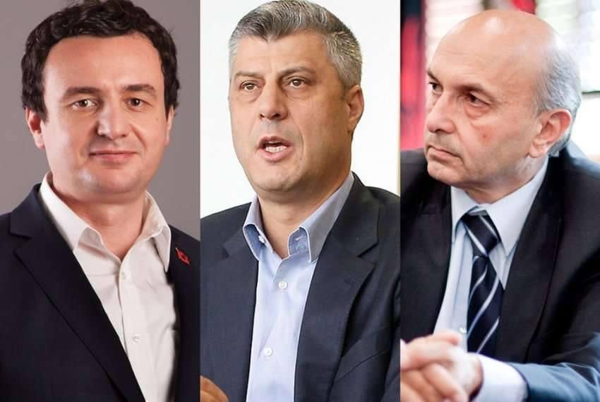 Mustafa i Tači izmiču Kurtiju fotelju premijera